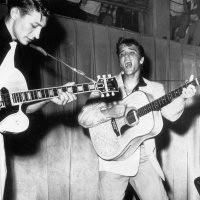 Scotty Moore Elvis Guitarist Exclusive Ein Interview