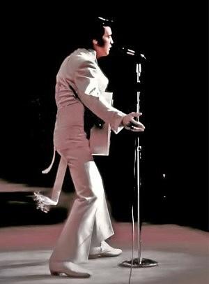 Elvis Concert Review 1969 By Joan Gansky Elvis